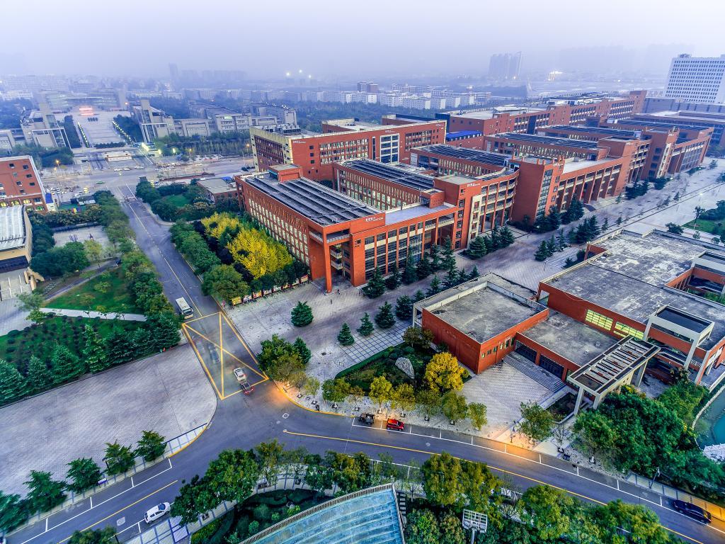 今日之陕西科技大学